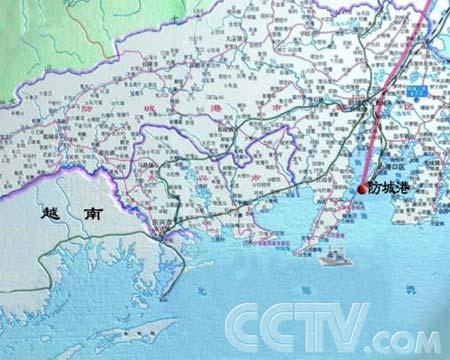 防城等港口城市都是上世纪从广东省图片